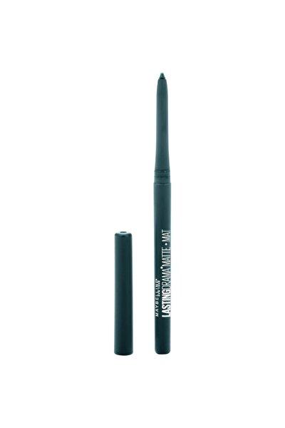 Mat Eyeliner - Lasting Drama Carbon Matte 850 Teal Amazonite 3600531509194