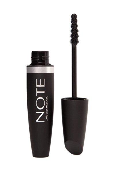 Cosmetics Uzatıcı Etkili Siyah Maskara - Long Lash Mascara