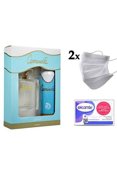Edt 100 ml + 150 ml Deodorant Kadın Parfüm Seti 8690973371348
