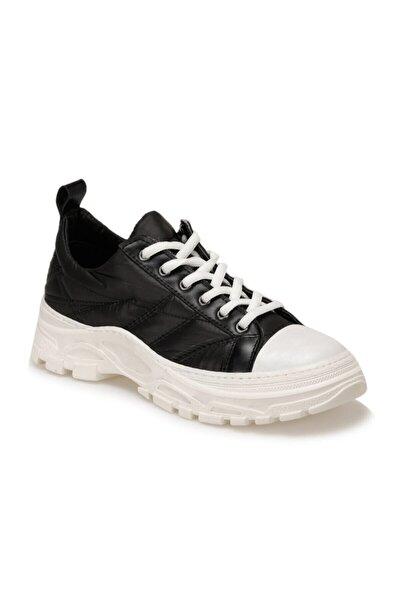 LEE Siyah Kadın Havuz Taban Sneaker 100913019