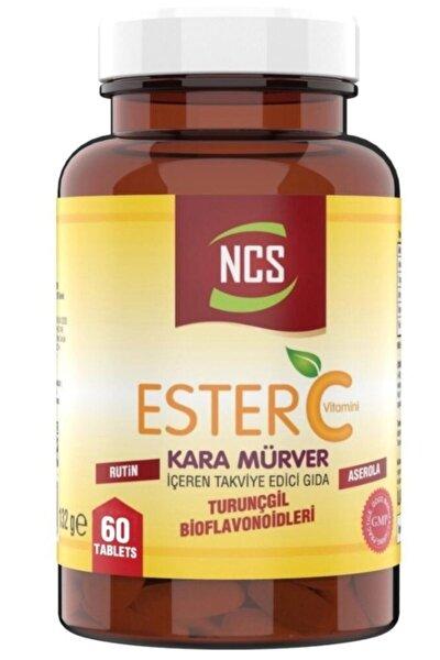 ® Ester C Vitamini 1000 Mg Kara Mürver 60 Tablet Vitamin C