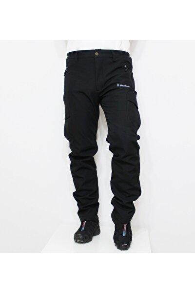 Softshell Erkek Pantolon Siyah 300201