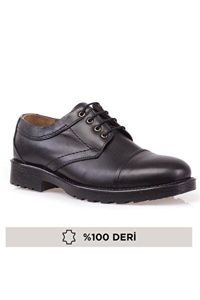 Hakiki Deri, Klasik, Yüksek Taban, Suya Dayanıklı, Erkek Ayakkabı