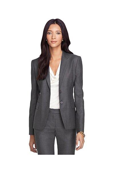 Kadın Gri Blazer Ceket