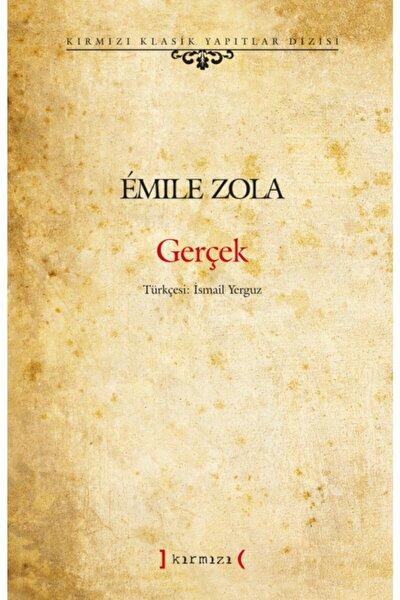 Gerçek - Emile Zola (sert Kapak)