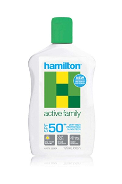 Active Family Spf50 + Lotion 125 Ml
