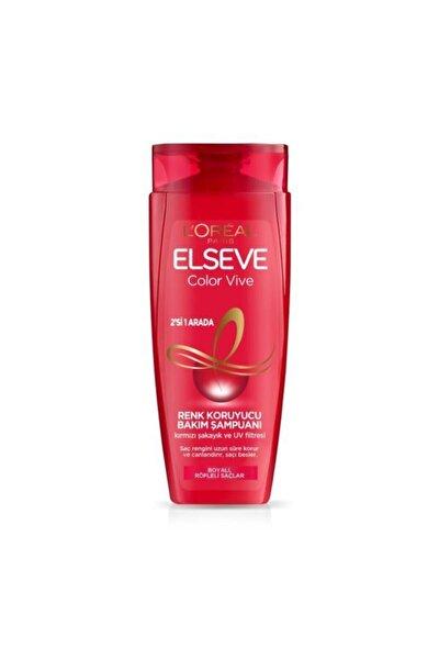 L'oréal Paris Colorvive Renk Koruyucu Bakım Şampuanı 2'si 1 Arada 450 ml