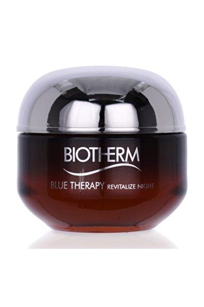 Blue Therapy Amber Algae Yaşlanma Karşıtı Yoğun Nemlendirici Gece Kremi 50 ml 3614272688346