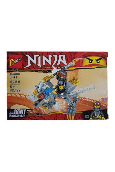 Ninja Lego Mini Kahraman