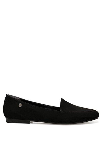 MELANIT Siyah Kadın Loafer Ayakkabı 100928382
