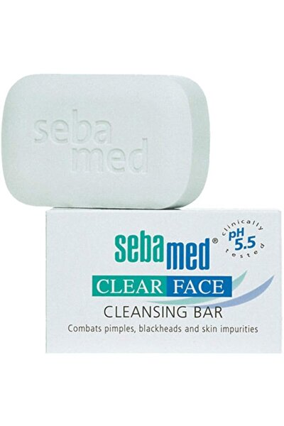 Clear Face Sivilce Ve Akne Karşıtı Yüz Temizleyici Kompakt 100 Gr