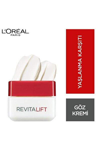 Revitalift Eye Cream Kırışıklık Karşıtı Sıkılaştırıcı Göz Kremi 15 Ml