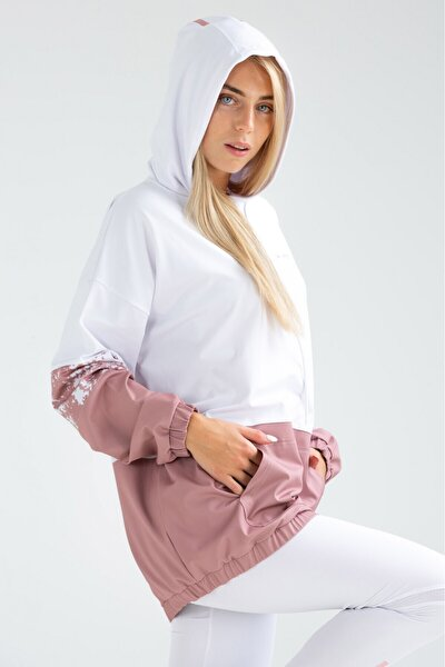 Kadın Loyal Beyaz Sweatshirt