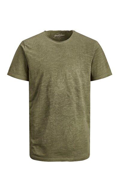 Erkek Haki  Asher Tee T-shirt  SS 12168045