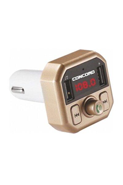 C-609 |3.1a Çift Usb| Tf | Bt | Fm Transmitter