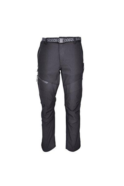 Unisex Gri Kalalu Trekking Pantolon