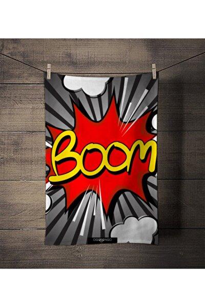 Siyah Boom El Havlusu