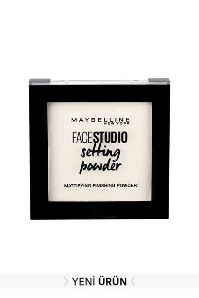 Pudra Face Studio Setting Powder 009 Ivory 3600531540005