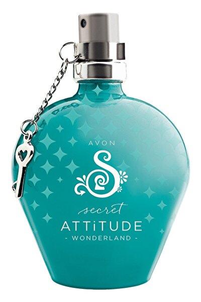 Secret Attitude Wonderland Edt 50 ml Kadın Parfümü 5050136409784