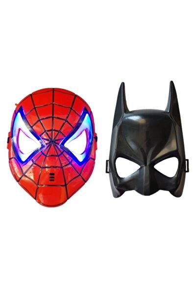 Işıklı Maske Ve Batman Maske