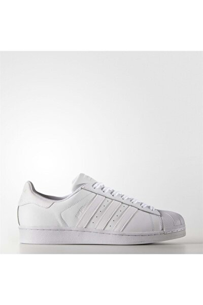 Erkek Beyaz Superstar Foundatıon Spor Ayakkabı
