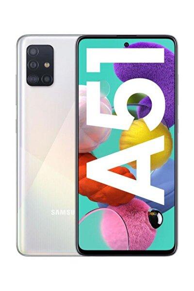 Galaxy A51 128GB Prizma Beyaz Cep Telefonu (Samsung Türkiye Garantili)
