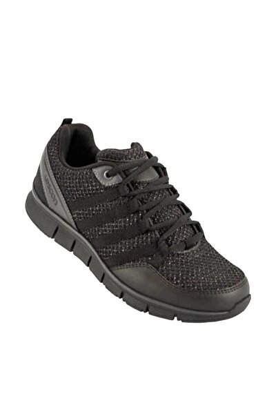 Unisex Siyah Günlük Spor Ayakkabı L-5620