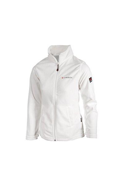 Kadın Ekru Polar Outdoor Ceket