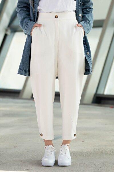 Town Beyaz Pantolon