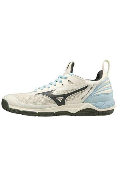 Wave Luminous Unisex Beyaz Voleybol Ayakkabısı