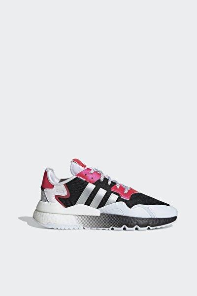 Erkek Beyaz Renkli Nite Jogger Ayakkabı