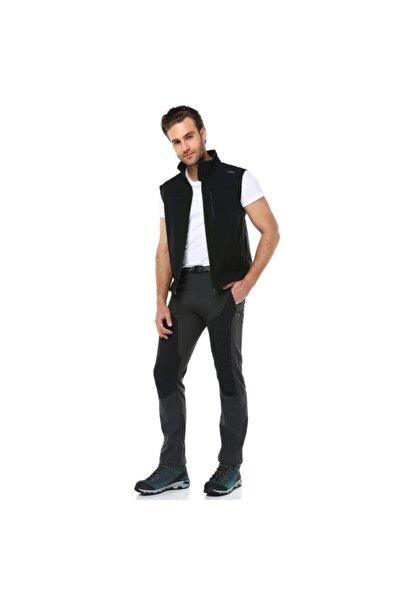 Erkek Siyah Helinox Softshell Pantolon