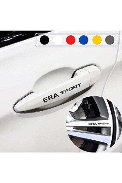 Hyundai Accent Era Için Kapı Kolu Ve Jant Sticker (10 Adet)