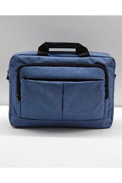 """Unisex Mavi Armor A683 15.6"""" Mavi Laptop Bilgisayar Evrak Notebook Çantası"""
