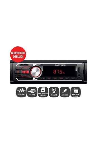 Sd-2118 Bluetooth Usb Oto Radyo