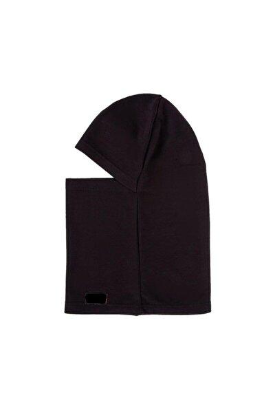 Unisex Siyah Kar Maskesi