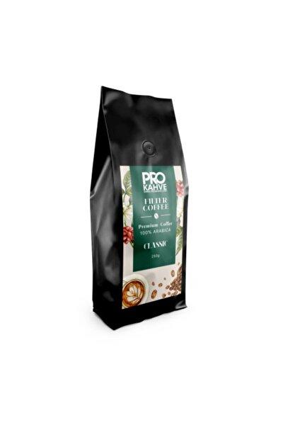 Öğütülmüş Filtre Kahve 250gr