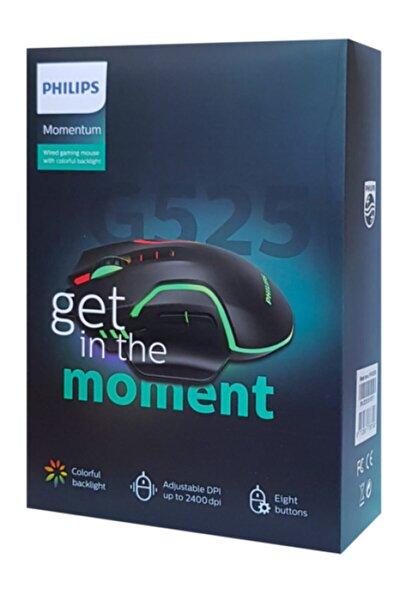 Gaming Mouse 2400dpı Optik Kablolu Gaming Mouse Rgb Aydınlatma Efekti Spk9525