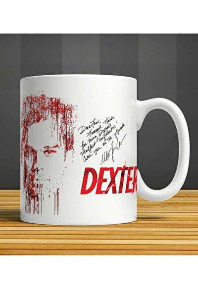 Dexter Cnbc-e Dizi Porselen Kupa Bardak