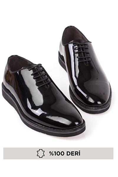 Hakiki Deri, Yeni Model, Extra Hafif, Takım Elbise, Damatlık Rugan Ve Mat Erkek Klasik Ayakkabı