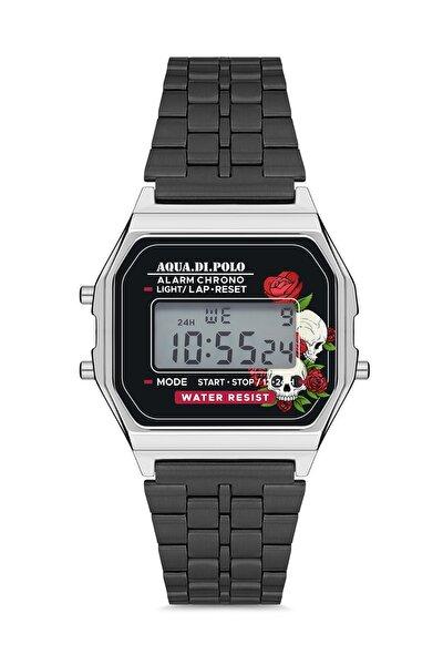 Aqua Di Polo Özel Tasarım Çiçekli Retro Metal Kadın Kol Saati Apwa033500