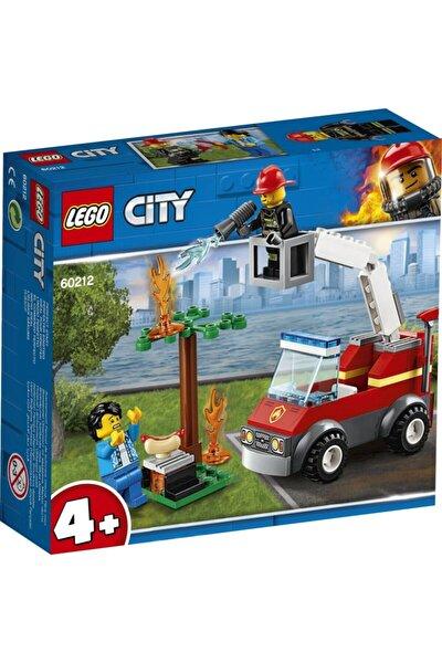 City 60212 Barbekü Yangını