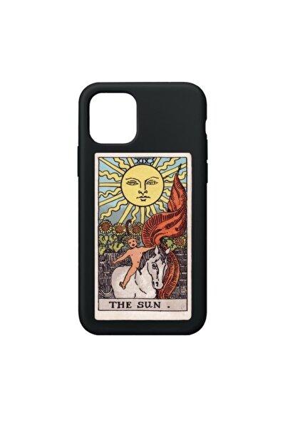 The Sun Premium Siyah Iphone 11 Pro Max Telefon Kılıfı