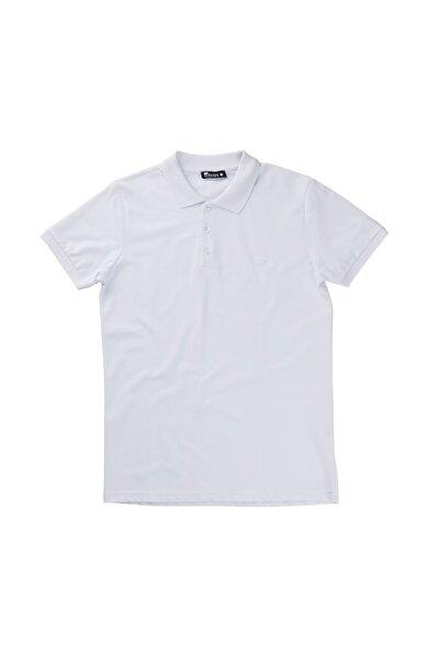 Erkek Basic Pique Polo T-Shirt 18.01.07.002.OS