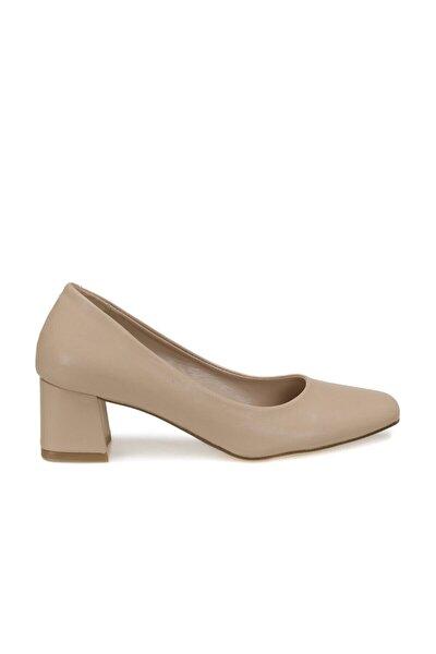 20K-780C NUDE Kadın Topuklu Ayakkabı 100584630
