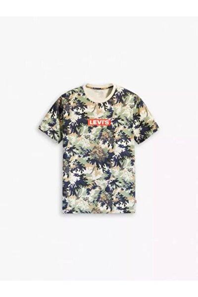 Erkek Boxtab Graphic T-shirt