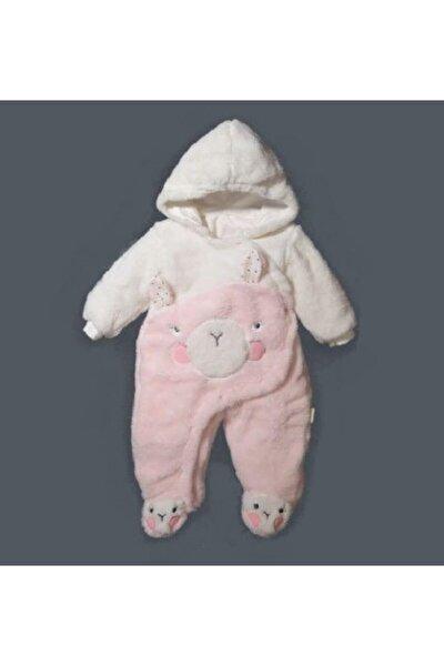 Kız Bebek Pembe Tulum