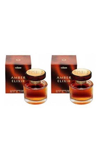 Amber Elixir Edp 50 ml Kadın Parfüm kv000039 x2