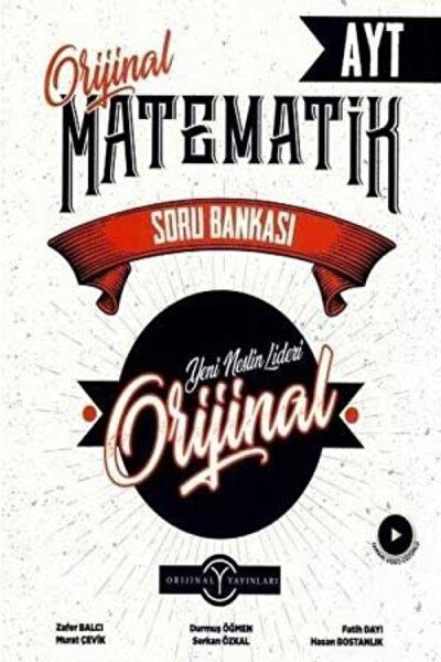Orijinal Yayınları Ayt Orijinal Matematik Soru Bankası