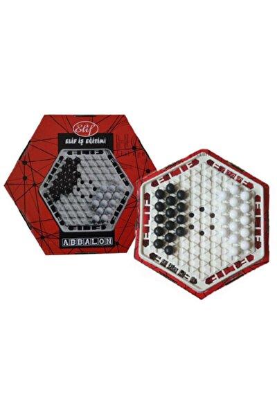 Elif Abalon Sumo Oyunu Zeka ve Strateji Oyunu Abbalone Taktik Oyunu Abalone